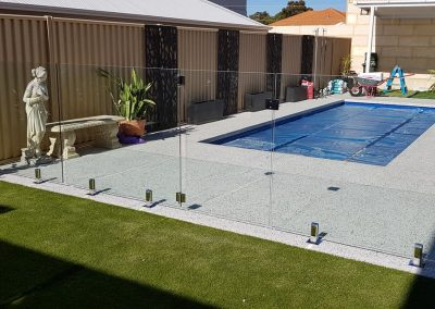 Frameless in Piara Waters