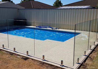Frameless in Port Kennedy